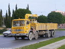 JAL725 1978  Leyland Octopus 2 Dropside with Hiab.