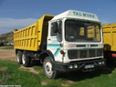 KAT549  1973 Leyland Beaver Tipper 6X4 Conversion.