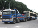 LAE932  1993 Leyland DAF 80-330 8X4 Recovery Tractor