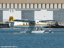 9H-AFA DHC-3 Otter Seaplane at Valletta 2007.