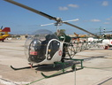 AS7201  Bell 47G-1 Armed Forces of Malta.