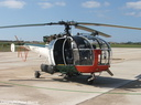 AS9211 Alouette III Armed Forces of Malta.