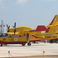 I-DPCI Canadair CL.415 of Italian Civil Protection.