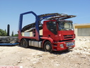 FHQ 078 20th June 2012 Iveco Stralis Tractor Unit