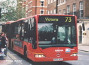 BUS 704 as BX04 MYU [MA 50] in London