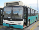 10001 as BUS 506 in Arriva livery