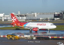 Air Malta 9H-AEM new livery