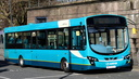 BUS 323 back in UK as MX10 DCV