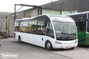 BUS 333 back in UK as KX14 FJK