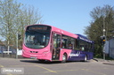 BUS 362 back in UK as BG14 OPC