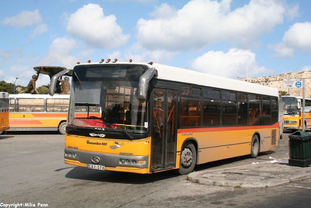 578 KL NS | Images of Maltese Buses and other forms of