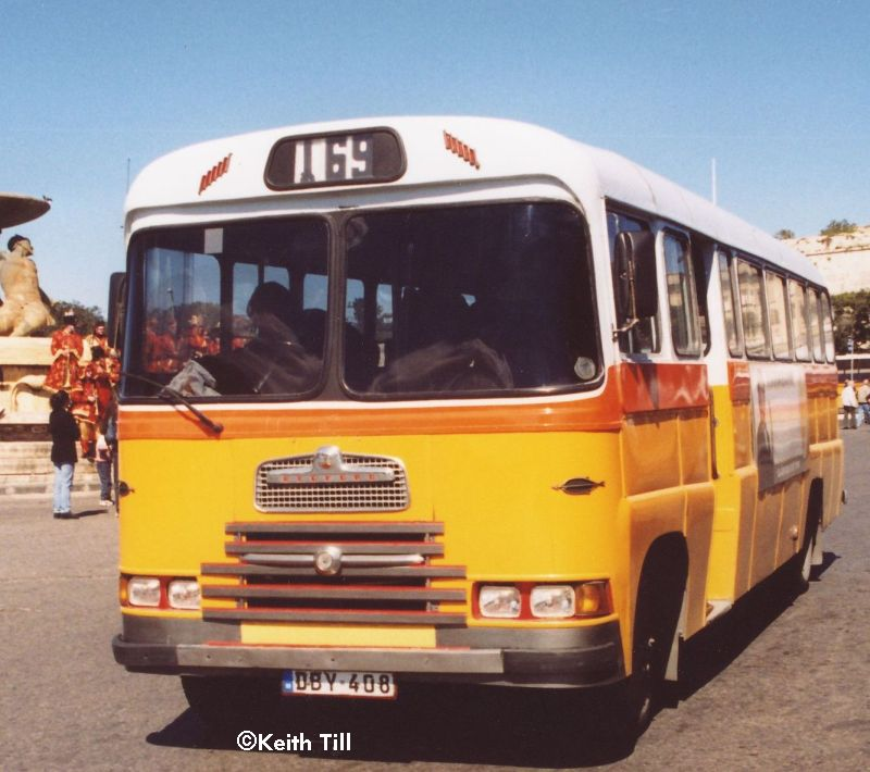 408 Bedford SB-Vella | Images of Maltese Buses and other